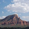 Sedona View from Starbucks 1