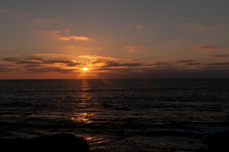LaJolla Cove Sunset 2