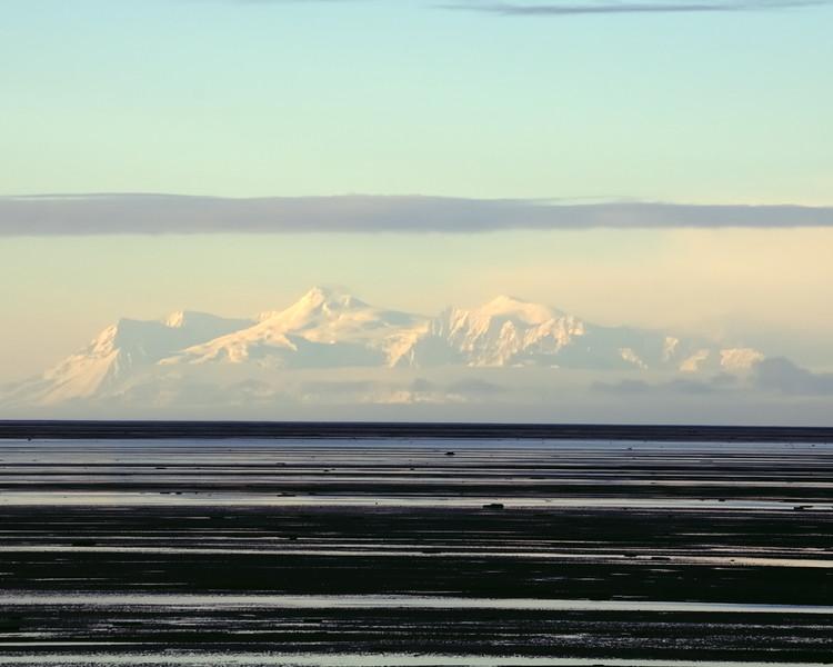 McKinley across the Sound