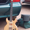 Makeshift Guitar  Stand