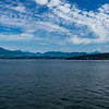 On the Ferry to Vancouver
