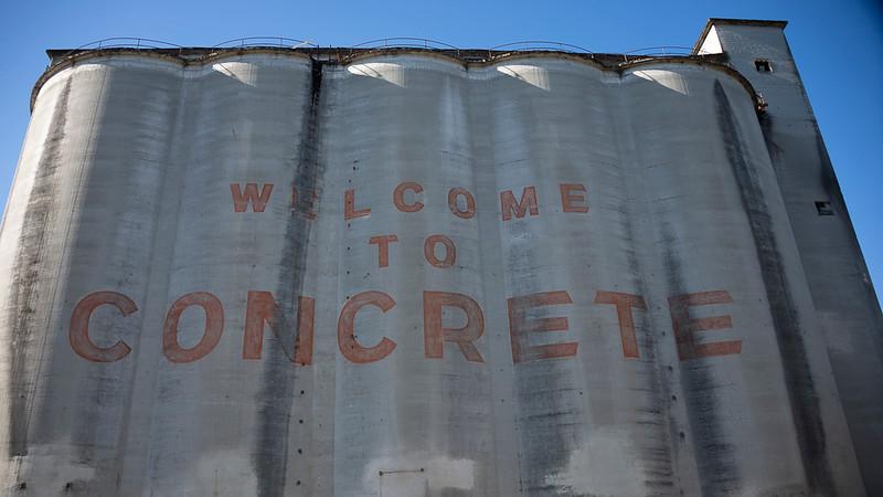 Welcome to Concrete Washington