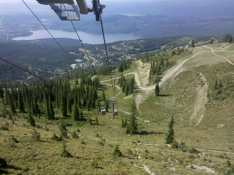 Big Mountain Quad Lift