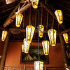Lake McDonald Lodge Lights
