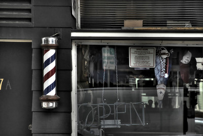 sausalito barber shop