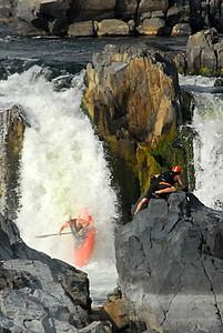 At Great Falls, Virginia.