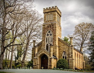 Castle Church Waynesboro Virginia