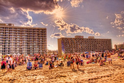 Holiday on Virginia Beach