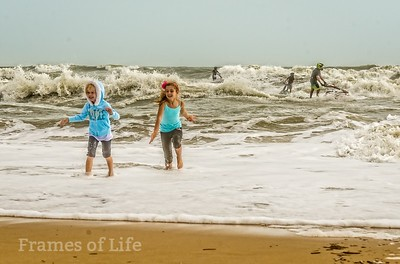 Playing in Rough Seas