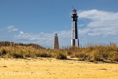 Lighthouses at First Landing