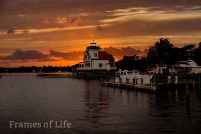 Lighthouse at Edenton NC