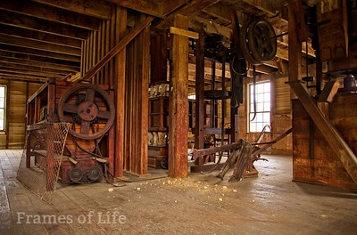 Whites Mill Machinery