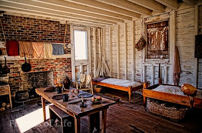 Sommer Set Plantation Slave Quarters