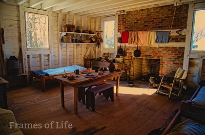 Sommer Set Plantation Slave Kitchen
