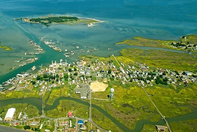 Tangier Island East
