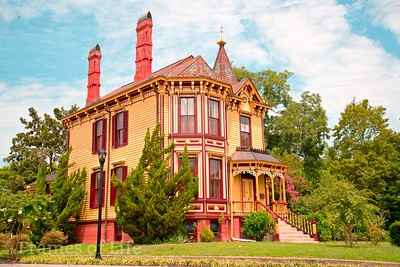 Victorian Home Smithfield Virginia