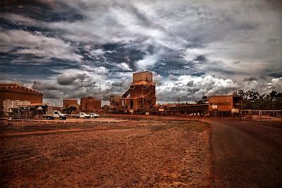 Rio Tinto Bauxite Mine at Yirrkala