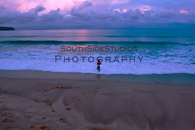 Early morning Bang Thao Beach, Phuket