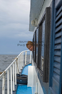 Peek a boo, deep sea fishing, Phuket