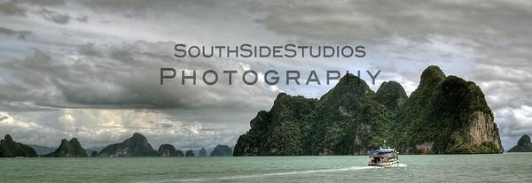 Boat Cruise Phang Nga Bay, Phuket