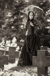 Gothic beauty...