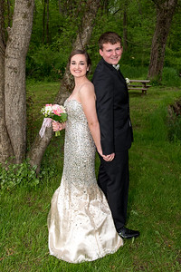 20160514 018 Prom Steph Ziegler & David - Christopher Dock HS