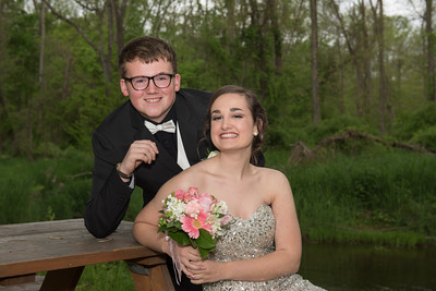 20160514 027 Prom Steph Ziegler & David - Christopher Dock HS