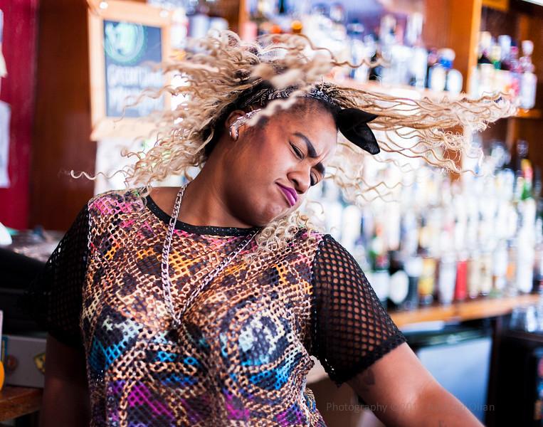 New Orleans:  Shaken not Stirred.