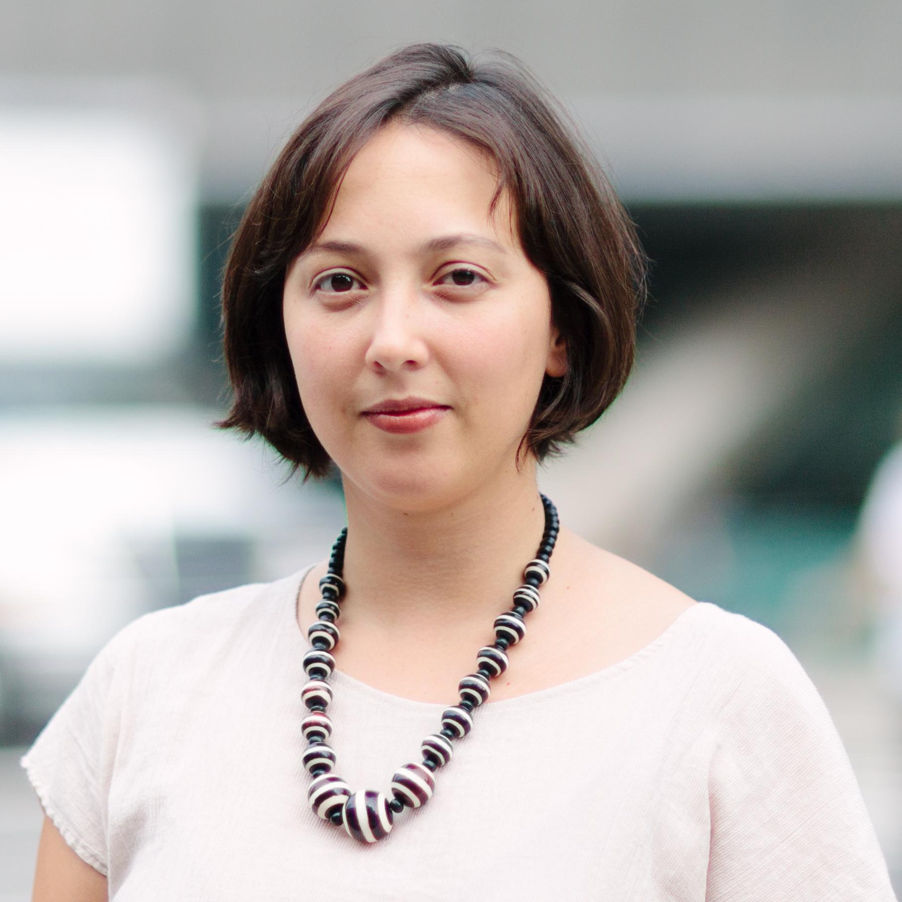 Catalina Arango Correa Portrait