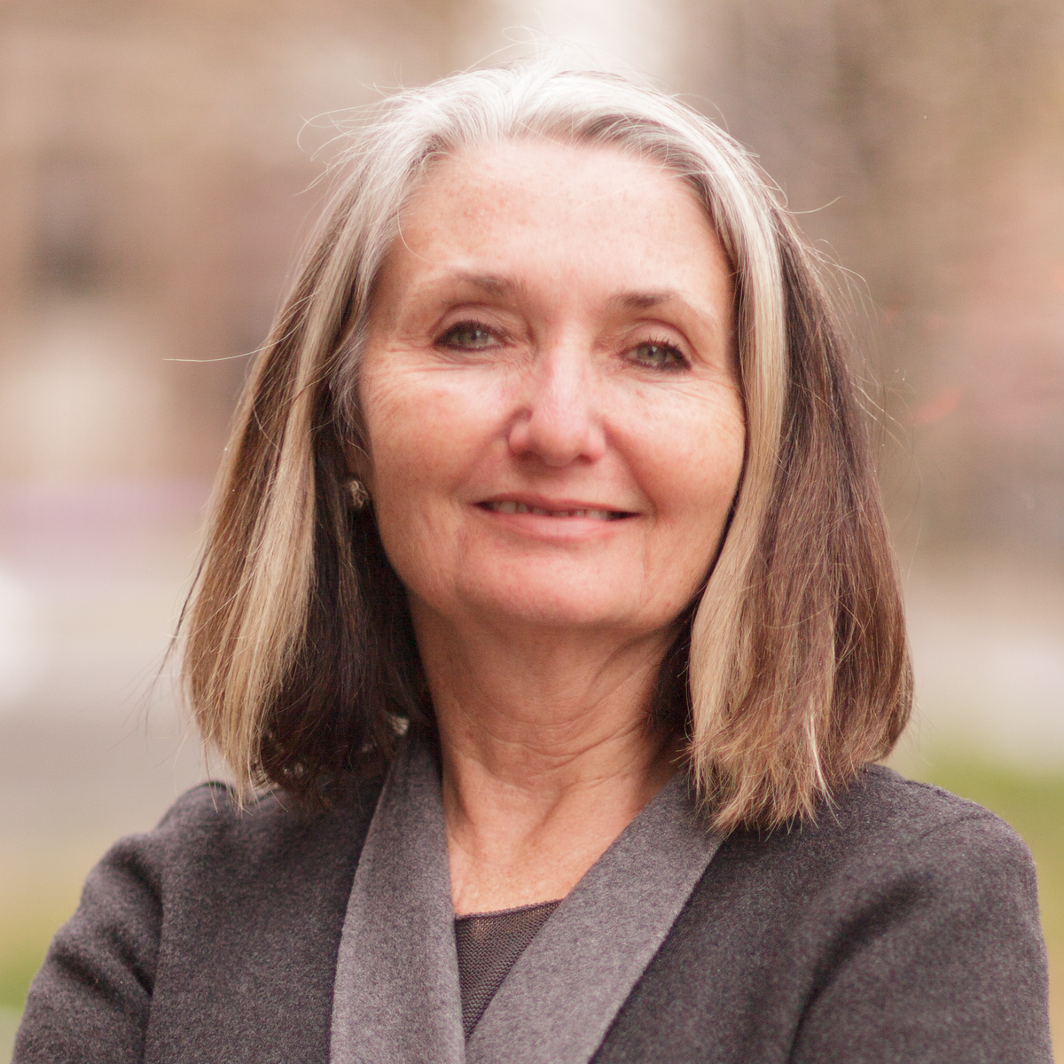 Diana Taylor Portrait
