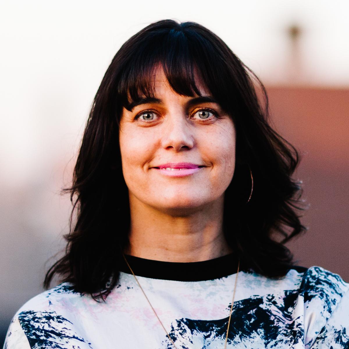 Macarena Gómez-Barris Portrait