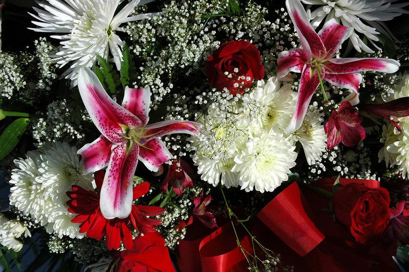 Funeral Flowers - Feb 16, 2007