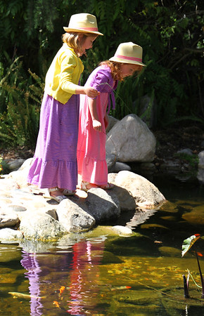 Descanso Gardens, May Day 2011