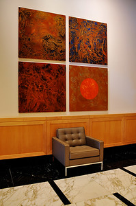 Modern Art Chair