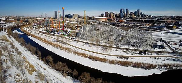 Springtime in the City - Denver