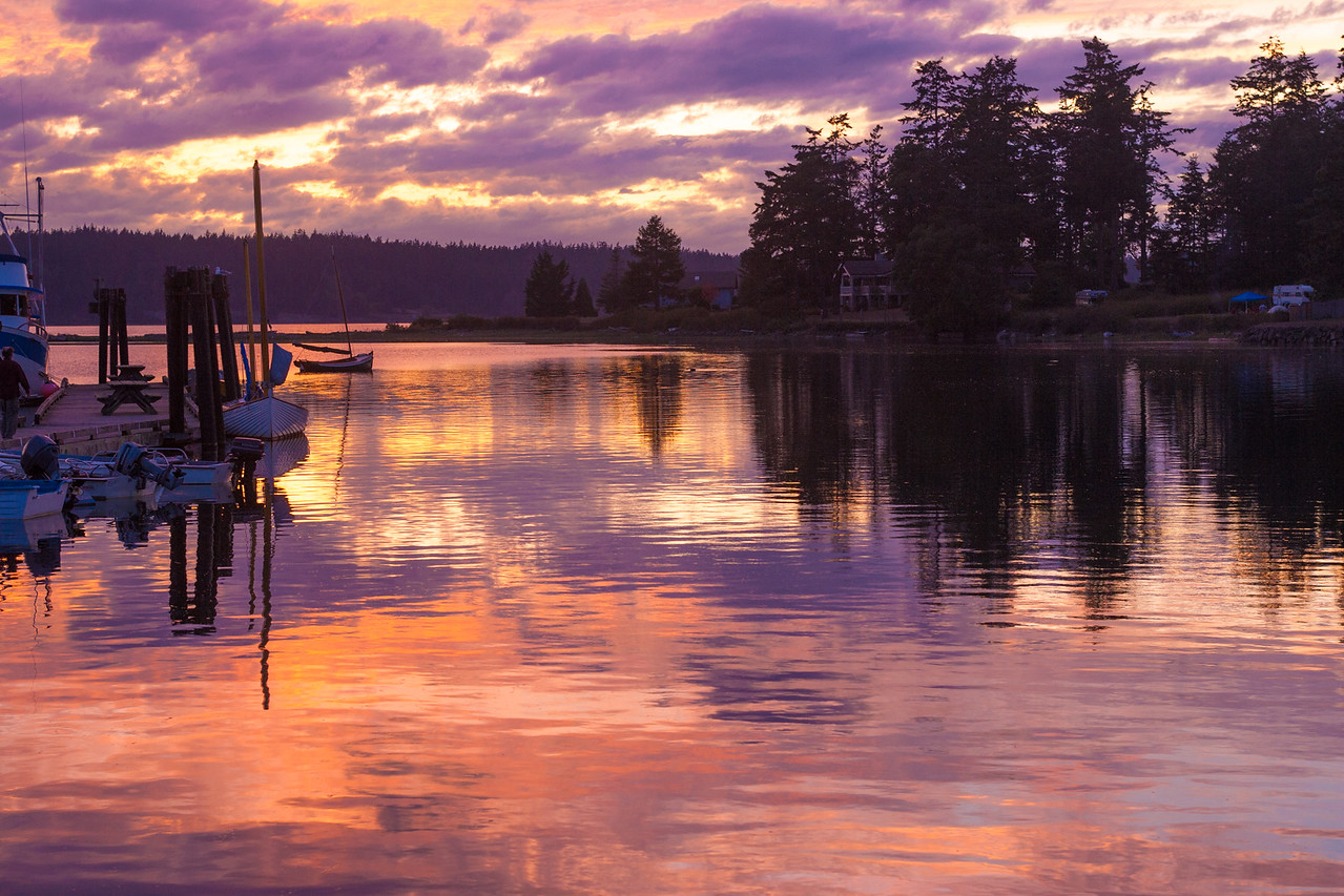 Mystery Bay Nordland Washington