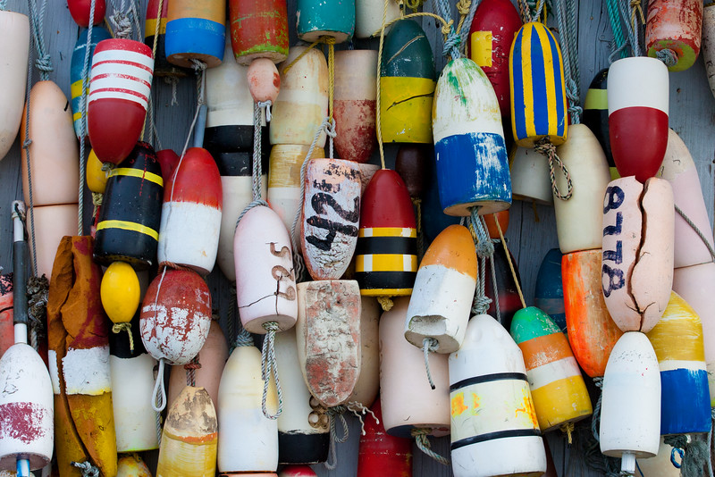 Buoys Galore