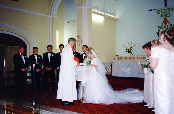 Chris and Deb Wedding
