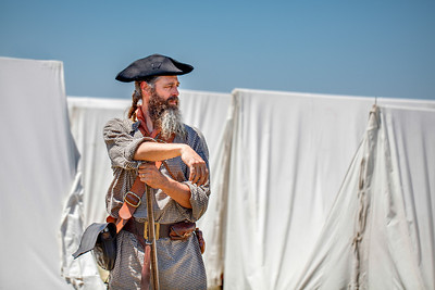Fort Ontario Soldier
