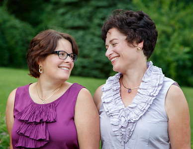 Beth and Vivian