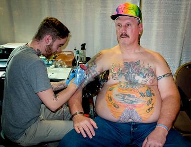 Am-Jam Tattoo Expo