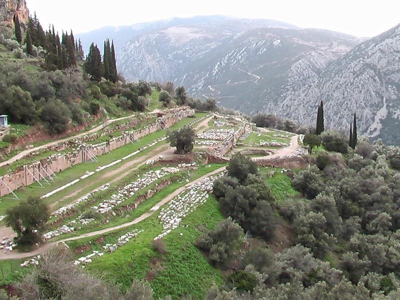 Gymnasium of Delphi