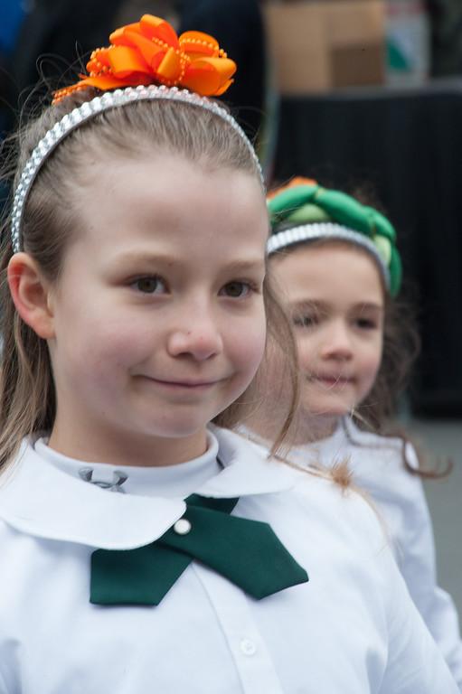 Alexandria Saint Patrick's Day Parade 2013