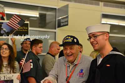HONOR FLIGHT CHICAGO 10/11/2017