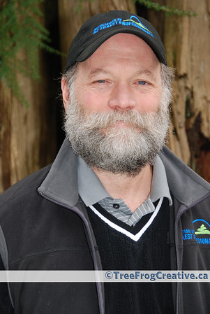 Director of Professional Practice & Forest Stewardship Mike Larock, RPF Client: Association of BC Forest Professionals