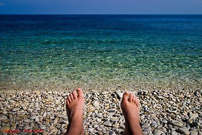 In no hurry - Greek Beach Time