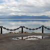 44 - Yellowstone Lake - Featured in American Motorcyclist
