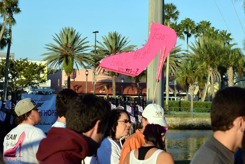 2014 Making Strides Against Breast Cancer in Daytona Beach (7)