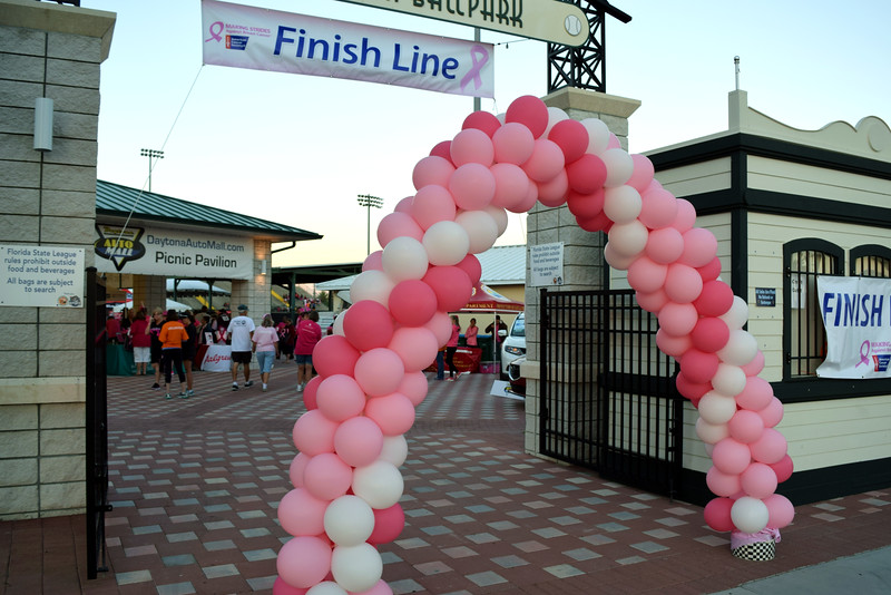 2014 Making Strides Against Breast Cancer in Daytona Beach (2)