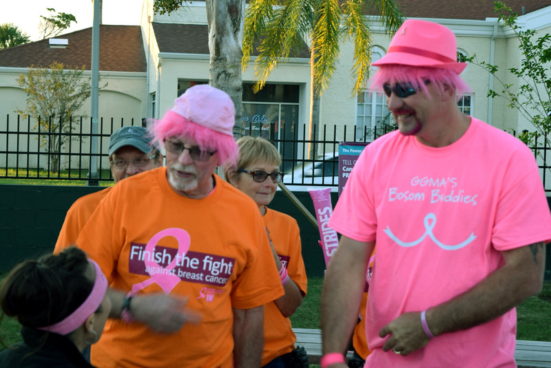 2014 Making Strides Against Breast Cancer in Daytona Beach (4)